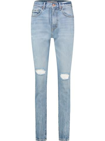 """RAIZZED® Spijkerbroek """"Oceans"""" - skinny fit - lichtblauw"""