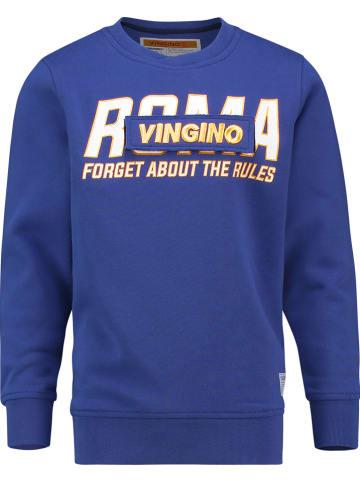 "Vingino Sweatshirt ""Novi"" blauw"