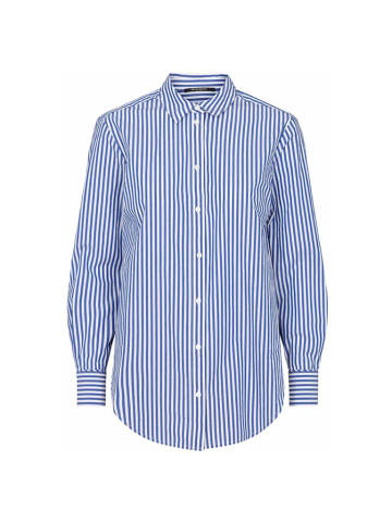Bruuns Bazaar Bruuns Bazaar Hemden  in blau_weiß