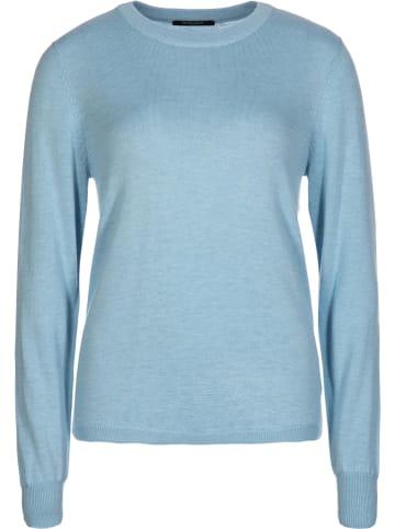 "Bruuns Bazaar Sweter ""Kayla Elise"" w kolorze błękitnym"