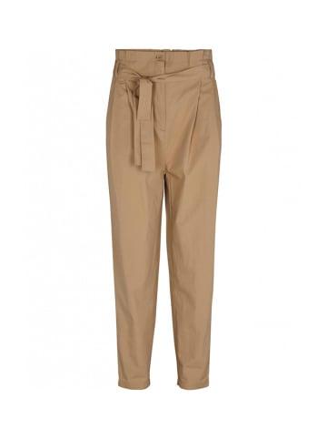 Bruuns Bazaar Spodnie w kolorze szarokhaki