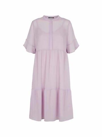 Bruuns Bazaar Sukienka w kolorze fioletowym