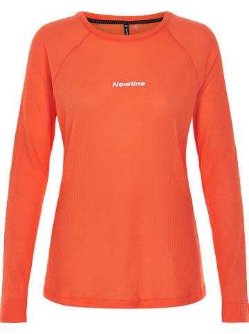 Newline Trainingsshirt in Orange