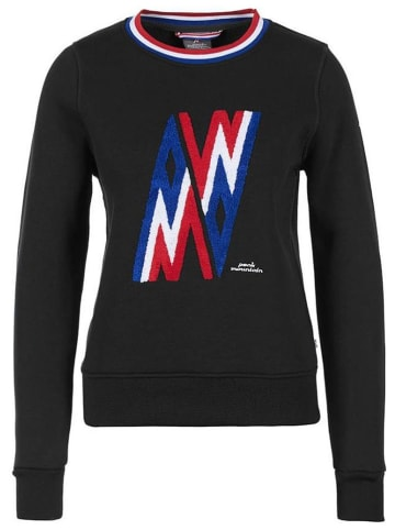 Peak Mountain Sweatshirt zwart