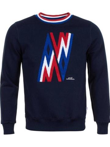 Peak Mountain Sweatshirt donkerblauw