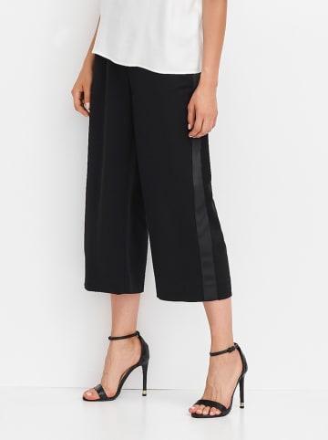 Feria Spodnie w kolorze czarnym