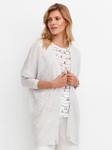 Feria Bluzka w kolorze białym ze wzorem