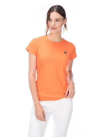 Galvanni Shirt oranje