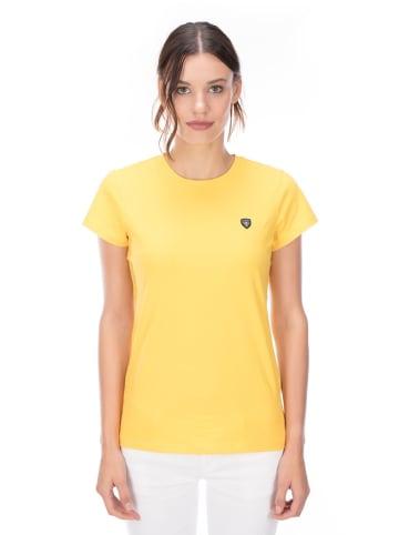 Galvanni Shirt geel