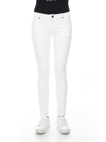 Galvanni Spodnie w kolorze białym
