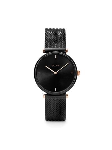 """CLUSE Zegarek """"Triomphe"""" w kolorze czarnym"""