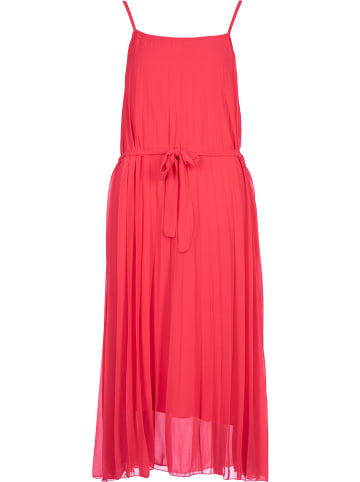 Rose Fashion & Swimwear Jurk koraalrood