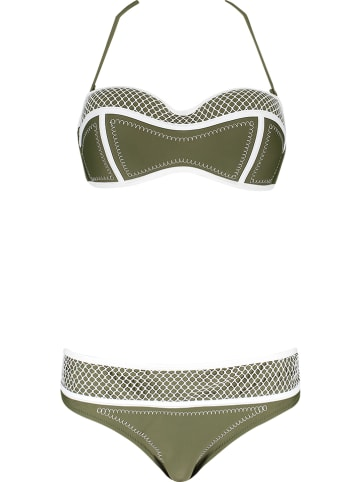 Rose Fashion & Swimwear Bikini in Khaki
