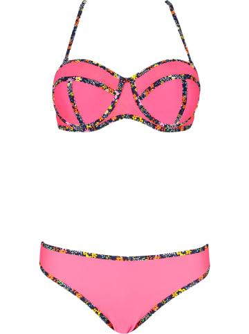 Rose Fashion & Swimwear Bikini w kolorze fuksji