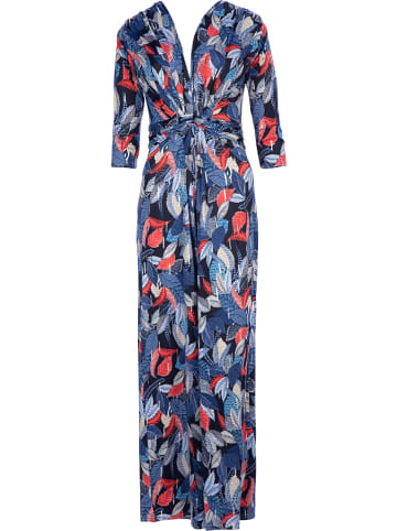 Rose Fashion & Swimwear Jumpsuit donkerblauw