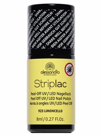"""Alessandro UV-Nagellack """"Striplac - 923 Limoncello"""", 8 ml"""