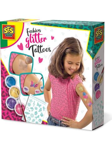 SES Tatuaże brokatowe - 5+