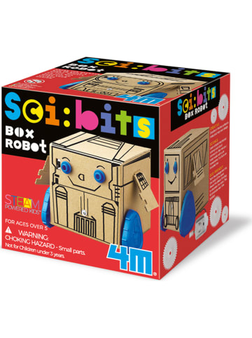 "4M Experimentierset ""Box Roboter"" - ab 5 Jahren"