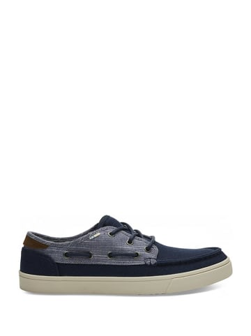 TOMS Sneakers donkerblauw
