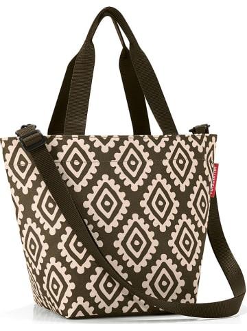 """Reisenthel Shopper bag """"XS"""" w kolorze brązowym - 31 x 21 x 16 cm"""