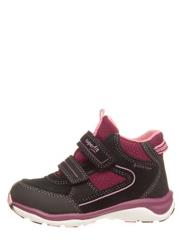 """Superfit Sneakers """"Sport5"""" zwart/paars"""