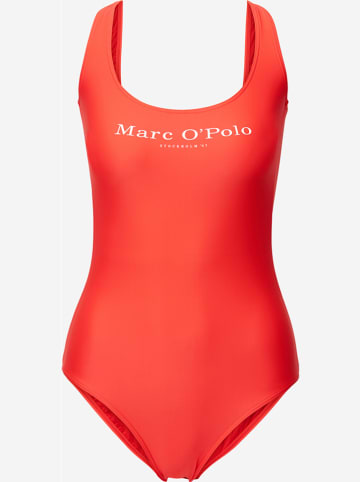 Marc O´Polo Beachwear Badeanzug in Rot