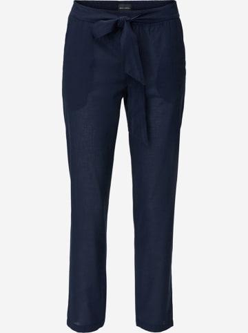 Marc O´Polo Bodywear Spodnie w kolorze granatowym