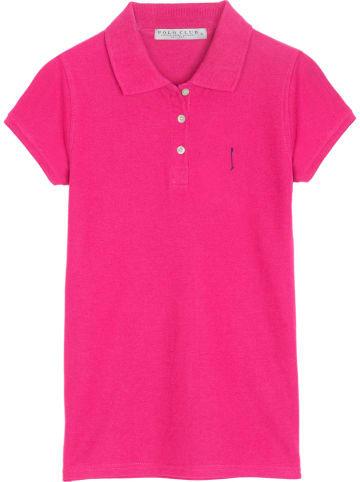 Polo Club Poloshirt roze