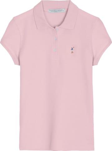 Polo Club Poloshirt in Rosa