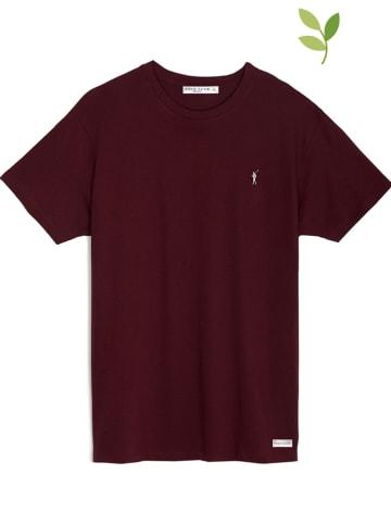 Polo Club Koszulka w kolorze bordowym
