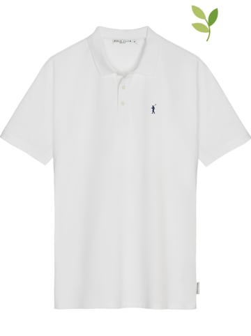 Polo Club Poloshirt wit