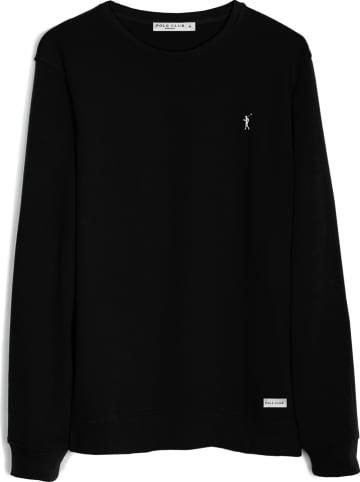 Polo Club Bluza w kolorze czarnym