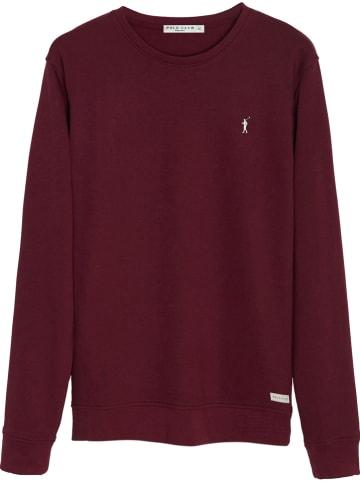 Polo Club Sweatshirt bordeaux