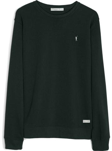 Polo Club Sweatshirt donkergroen