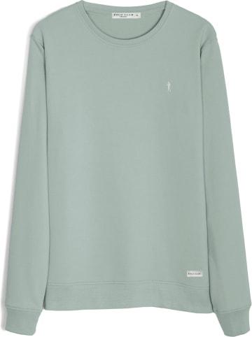 Polo Club Sweatshirt mintgroen