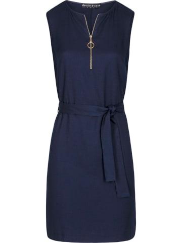 "Bleu d'Azur Kleid ""Trinity"" in Dunkelblau"