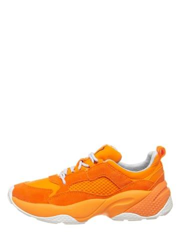 Marc O'Polo Shoes Sneakersy w kolorze pomarańczowym