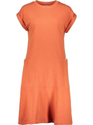 """Khujo Sukienka """"Svetlana"""" w kolorze pomarańczowym"""