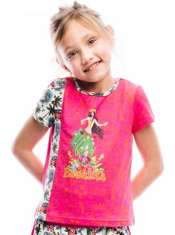 """Rosalita Señoritas Koszulka """"Missoula"""" w kolorze różowym"""