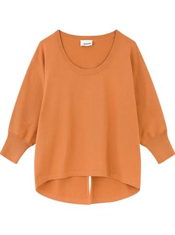Rodier Sweter w kolorze brzoskwiniowym