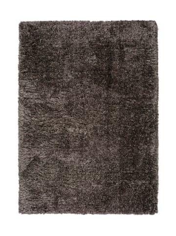 Atticgo Langflor-Teppich in Grau
