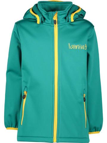 Lamino Softshelljas groen