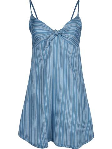 Skiny Nachthemd blauw
