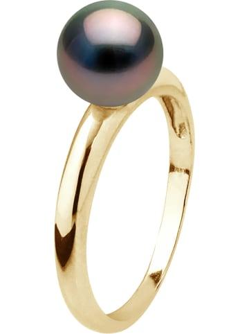 Pearline Złoty pierścionek z perłą