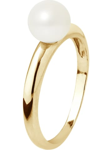 Pearline Gold-Ring mit Perle