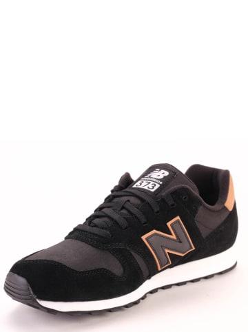 "New Balance Sneakers ""373"" zwart"