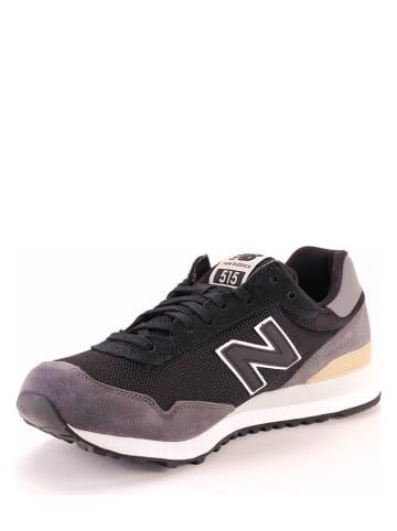 """New Balance Sneakers """"515"""" zwart/grijs"""