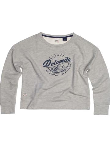 "DOLOMITE Sweatshirt ""W's 76 1"" grijs"