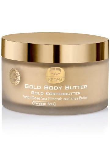 """KEDMA Bodybutter """"Gold"""" - 200 g"""