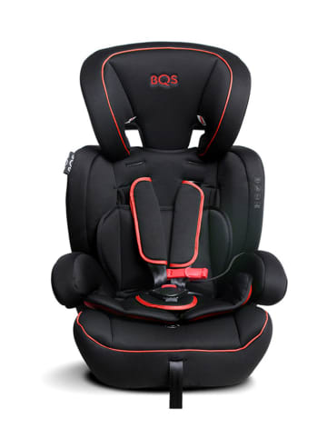 """Babyauto Kinderzitje """"BZC 123"""" zwart - groep 1/2/3"""